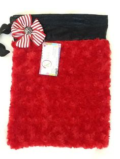 Red Cotton Candy by jnknox1 on Etsy, $22.00