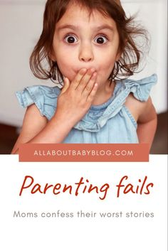 Parenting fails will happen to anyone sooner or later. These moms confess their . - Parenting fails will happen to anyone sooner or later. These moms confess their worst stories in pa - Parenting Fail, Parenting Books, Gentle Parenting, Parenting Quotes, Fail Girl, Parent Tattoos, Bad Mom, Pregnancy Stages, Mom Advice