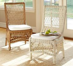 Myami Rattan Wingback Chair The Charm And Elegance Of
