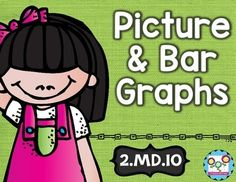 Graphing Math Tasks and Exit Tickets - This graphing set is the perfect tool to teach your 2nd grade students the tenth Measurement and Data standard in the common core. By completing the activities in this set, your students will understand how to draw a picture graph and a bar graph with up to four categories. They will also be able to solve simple problems using the graph.