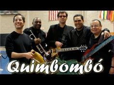 QUIMBOMBO @ STCC Multi-Cultural Luncheon in Springfield, MA, LATIN JAZZ