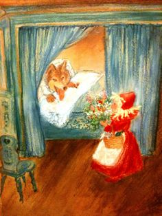 Marjan Van Zeyl - Little Red Riding Hood