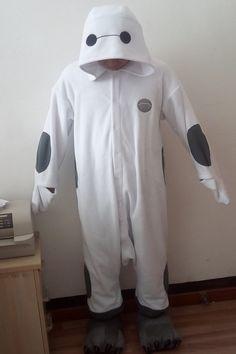 Baymax Adult Onesie Kigurumi Costume