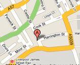 Liverpool Boutique Hotel Liverpool, Map, Boutique, Location Map, Maps, Boutiques