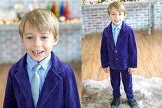 petite bowtie boys suits