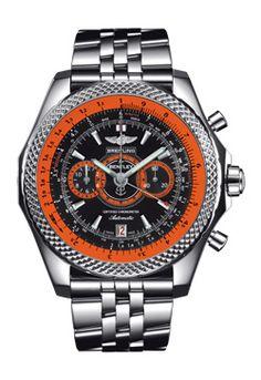 Breitling  Bentley Supersport Dashboard Chronomal GMT