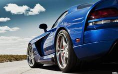 Dodge viper blue cars lowangle shot vehicles (2560x1600, viper, blue, cars, lowangle, shot, vehicles)  via www.allwallpaper.in