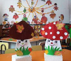 Fall Classroom Decorations, Diy And Crafts, Crafts For Kids, Classroom Management, Activities For Kids, Templates, Artwork, Classroom Décor, Mary