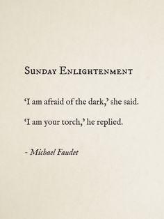 michaelfaudet:  Sunday Enlightenment by Michael Faudet  .