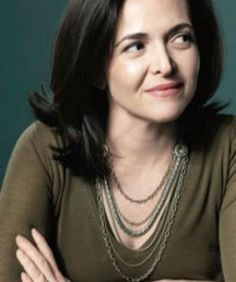 Sheryl Sandberg Leans Her Way Into The Billionaire's Club