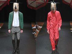 Henrik Vibskov S/s 2010 Kimono Top, Tops, Women, Fashion, Moda, Fashion Styles, Fashion Illustrations, Woman