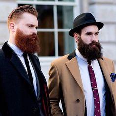 I'm bringing sexy back Beard Look, Sexy Beard, Crazy Beard, Gentleman's Wardrobe, Hipster Beard, Best Mens Fashion, Men's Fashion, Beard Tattoo, Beard No Mustache