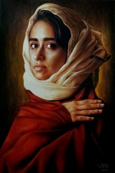 Adel Elliethy - egypt Oil painting Canvas 90 *60