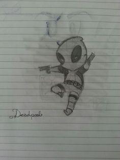 Deadpool baby