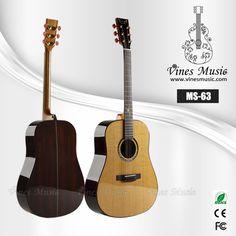 MS-63 guitar factory