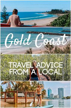 Planning a trip to Gold Coast, Australia? Find out everything you need to know with this local's travel guide. Featuring advice about beaches, restaurants and activities by Gold Coast local. Australia Tourism, Australia Travel Guide, Visit Australia, Australia Trip, Australia Visa, Australia Holidays, Queensland Australia, Gold Coast Australia, Western Australia