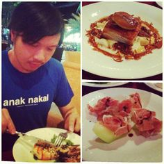 Dinner อาหารฝรงทอรอยทสดทเคยกน เชฟจากรานดงในลอนดอน by chatchawit