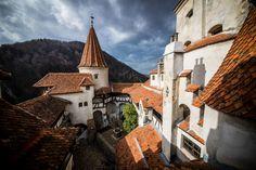 Bran Castle   Romania   Photo By Joshua Young
