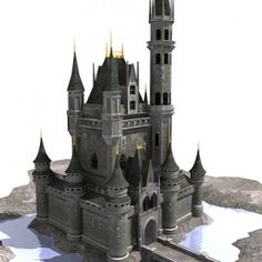 Castle Model - Bing Images