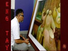 Eng Tay was born and raised in Kedah, Malaysia. In 1968 he moved to New York City to study at The Art Students League, followed by graduation from The School Of Visual Arts in 1972