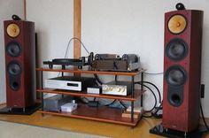 High end audio audiophile