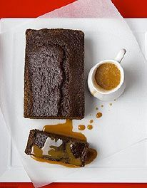 British Ginger Spiced Pudding found on maryberry.co.uk
