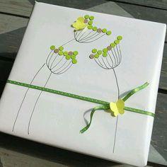 Envoltorio de flores