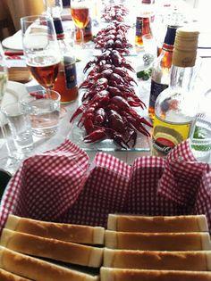 Kistin keittiössä: Rapujuhlat