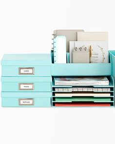 staples stackable organization