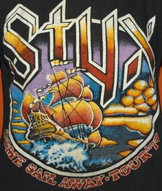 styx band apparel - Google Search