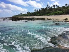Fangatave Beach, Tonga - Incredible hike along the cliffs on the...