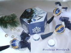 Декупаж - Сайт любителей декупажа - DCPG.RU | Новогоднее и вопрос есть. Christmas Decoupage, Vintage Christmas, Gift Wrapping, Blog, Gifts, Gift Wrapping Paper, Presents, Wrapping Gifts, Blogging
