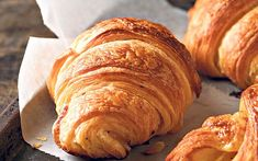 It's National Croissant Day, so here is Bake Off king Paul Hollywood's delicious recipe