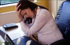 Stress in gravidanza e rischio di aborto spontaneo