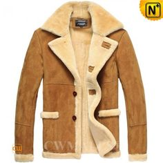 Rancher Sheepskin Jacket CW807136 www.cwmalls.com