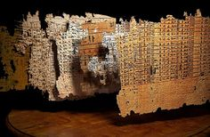 Recientemente, el museo arqueológico de El Cairo, ha puesto en su exposición pública una serie ...