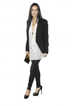 demi moore style image
