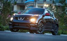 The 2015 Nissan Juke NISMO RS brings that oddball appeal with a unique look, a 215-pony punch and styling mods to match.
