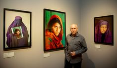 """The Green-Eyed """"Afghan Girl"""" From The National Geographic Cover Has Been Living Illegally In Pakistan"""
