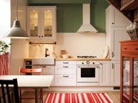 Design of kitchen doors (IKEA)