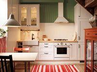Kuchyně - Kuchyňské skříňky, Vnitřní vybavení a více - IKEA