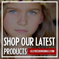 Shop LBO www.lillybeckoriginals.com