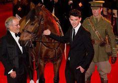 War Horse red Carpet :)