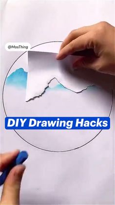 Art Painting Gallery, Diy Painting, Wow Art, Art Drawings Sketches Simple, Diy Canvas Art, Drawing Techniques, Doodle Art, Art Tutorials, Art Lessons