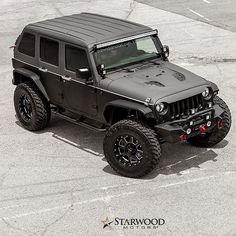 Jeep Wrangler JK Fastback