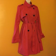 Cutest  mini trench coat ever! By Gap In perfect condition like new but the tags were pulled off Gap Jackets & Coats