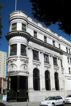 San Francisco - Jackson Square: Banco Populare Italiano Fugazi Building | Flickr - Photo Sharing!
