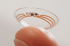What if people with diabetes didn't have to prick their fingers several times a day to conduct blood sugar tests -- but instead could simply wear contacts?