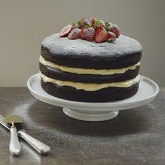 Bolo de aniversário: Naked cake
