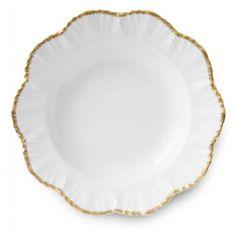 alberto pinto : simple dentelle soup plate